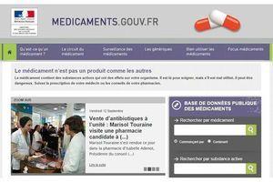 Premier anniversaire du site public sur les médicaments