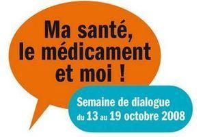 Troisième Semaine de dialogue sur le médicament