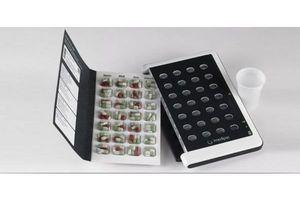 Un pilulier connecté conçu par une start-up française