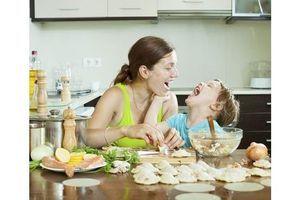 Les capacités de lecture de l'enfant favorisées par une alimentation équilibrée