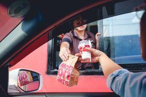 Habiter près d'un fast-food est mauvais pour le coeur