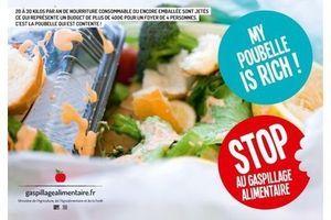Journée de mobilisation contre la gaspillage alimentaire