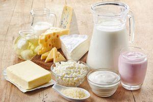 Les produits laitiers profitent à la bonne santé osseuse des hommes après 50 ans