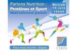 Nutrition, protéines et sport : les experts font le point