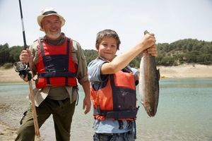PCB : Pas de poissons d'eau douce plus de 2 fois par mois