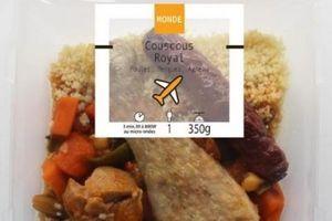 Rappel de couscous de la marque Carrefour
