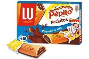 Rappel de produit : du caoutchouc dans les Pepito Pockitos