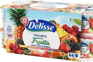 Rappel de yaourts de la marque Délisse (E.Leclerc)
