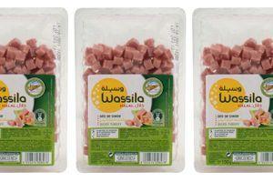 Rappel de dés de dinde halal de la marque Wassila