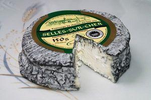 Salmonelles : des fromages Selles-sur-Cher rappelés
