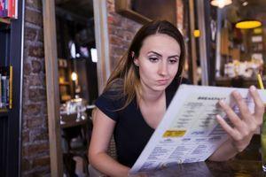 USA : les calories officiellement affichées sur les menus