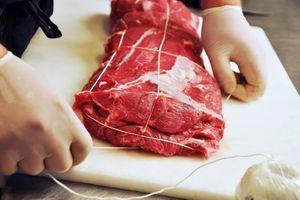 Etude sur la viande rouge : les auteurs en lien avec l'agroalimentaire
