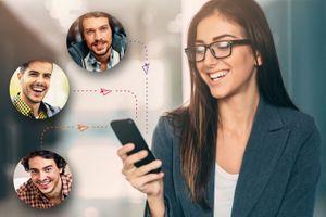 62% des 18-39 ans ont déjà tenté de trouver l'amour sur internet