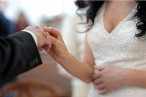 63 % des Français n'envisagent pas la vie de couple sans mariage