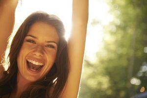 8 femmes françaises sur 10 sont heureuses