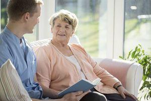 87% des seniors vivent bien leur âge
