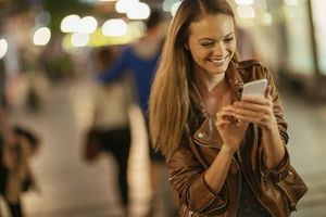 Accros au smartphone, la dépression vous guette !