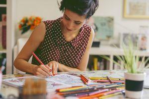 45 minutes d'activités artistiques suffisent pour réduire le stress