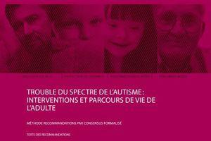 Autisme à l'âge adulte : une consultation publique ouverte pour de nouvelles recommandations