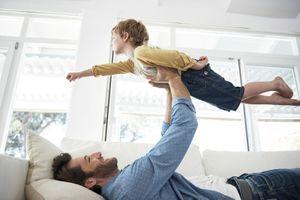 Une étude prouve les bénéfices de la présence paternelle pour les enfants