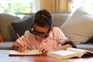 Des nouvelles lunettes connectées qui encouragent la concentration