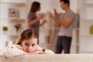 Le divorce pourrait affecter la santé des enfants