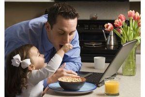 Dur équilibre entre travail et famille quand les parents travaillent