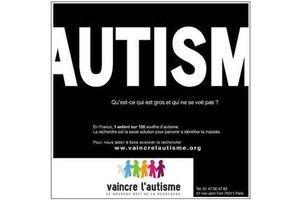 L'Autisme, Grande Cause nationale 2012
