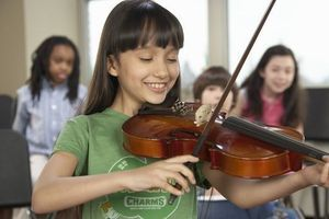 La pratique musicale rendrait les petits plus serviables