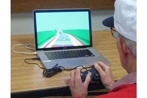 Le cerveau des seniors dopé par un jeu vidéo