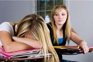 Le sommeil, source de préoccupation pour les étudiants