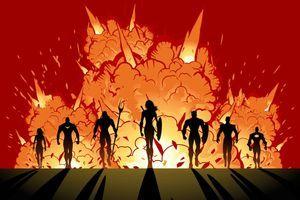 """Les """"gentils"""" super-héros sont plus violents que les """"les méchants"""" au cinéma"""