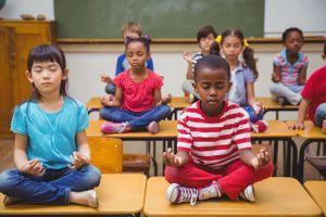 La méditation progresse au sein des écoles