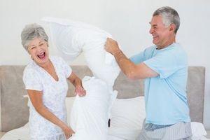 Pour 84% des seniors, le bonheur se conjugue avec l'âge