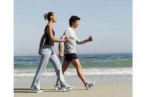 2.000 pas de plus par jour pour réduire le risque cardiovasculaire