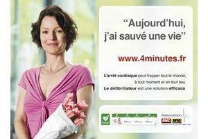 """""""4 minutes"""" pour sauver une vie"""