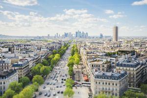 A Paris, une carte en ligne pour connaître le niveau de pollution de l'air