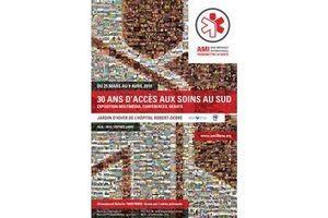 Aide médicale internationale s'expose pour ses 30 ans