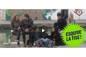 """Alcool chez les jeunes : la campagne """"Esquive la tise"""" mise sur l'humour"""