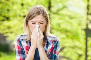 Allergies aux pollens : 9 départements en alerte rouge