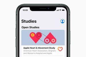 Apple annonce 3 études médicales de grande envergure