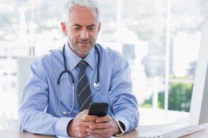 """Appli médicale sur smartphone : """"De nombreux projets ont vu le jour ces trois dernières années"""""""