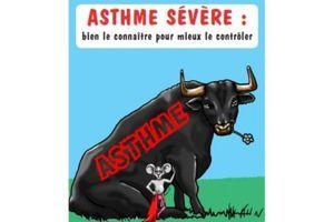 Asthme sévère : une brochure et une application pour accompagner les patients
