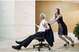 Avoir la bougeotte au bureau peut vous sauver la vie