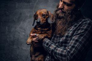 La barbe de votre homme contient plus de germes dangereux que le pelage de votre chien