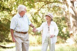 BPCO : la marche modérée améliorerait la santé respiratoire des patients