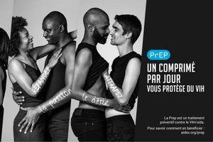 VIH/Sida : première campagne d'information sur la prep, un traitement préventif