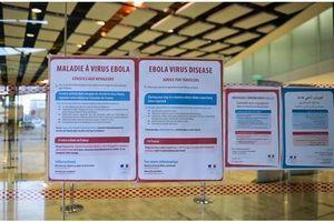 Ebola : la France renforce les contrôles dans les aéroports
