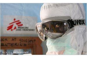 Ebola : une volontaire française de MSF infectée au Libéria