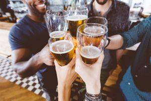 En cas d'insuffisance cardiaque, continuer à boire modérément ne serait pas dangereux